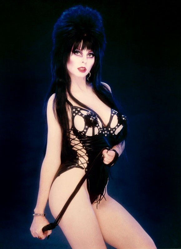 Vampirella, Elvira and Other Cleavage Vamps