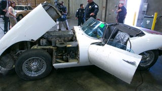 Man's Stolen Jaguar E-Type Miraculously Found After 46 Years