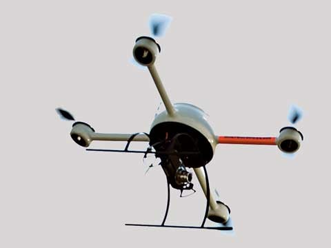 Googler's Creepy Drone