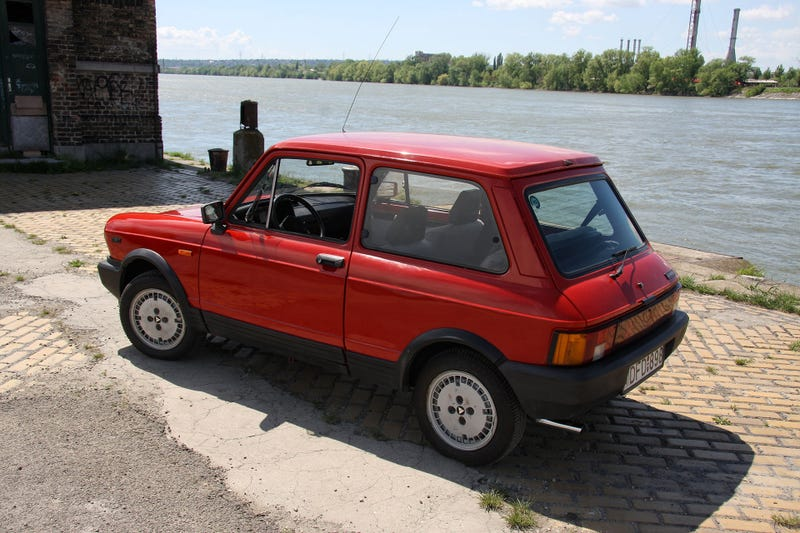 The Autobianchi A112 LX Is Our Officially Awesome Long-Term Test Car