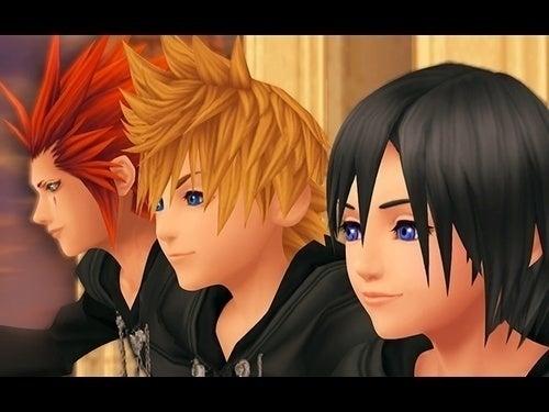 Voice of Roxas Tweets Kingdom Hearts PSP Localization