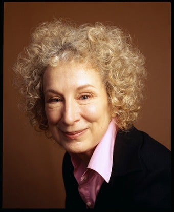 Margaret Atwood, In 140 Characters