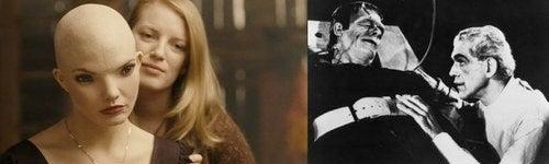 Splice's secret influences: Happy Days, Frankenstein and slug mating habits
