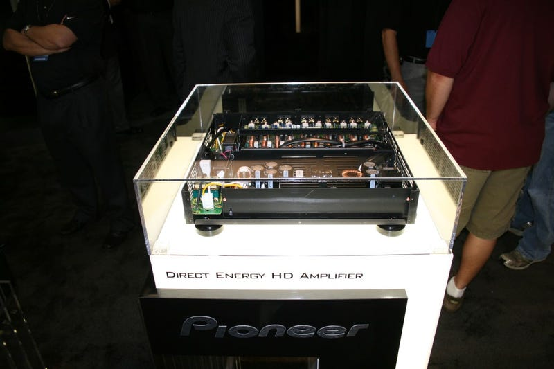 Pioneer Elite SC-09TX Amp and Receiver Kicks Audio Arse