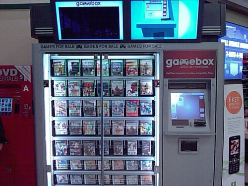 Redbox Closer To Rolling Out $2 Game Rentals