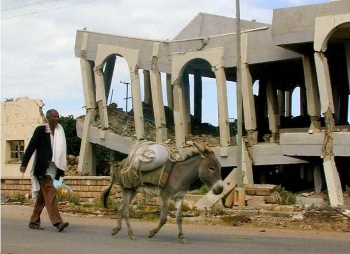 Eritrea's a Terrible Place for Journalists, Too