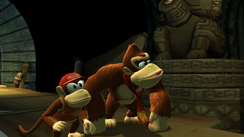 New Member Of Kong Family Will Help Donkey Kong And Struggling Wii Gamers