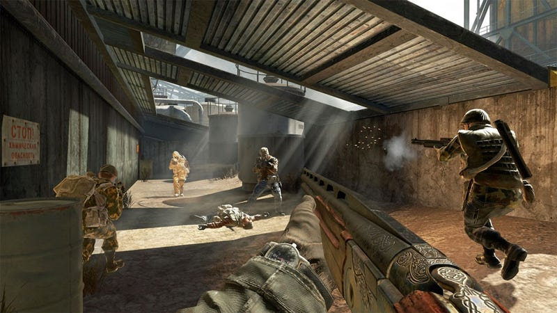 Activision CEO Sees Call of Duty as a Form of Social Media
