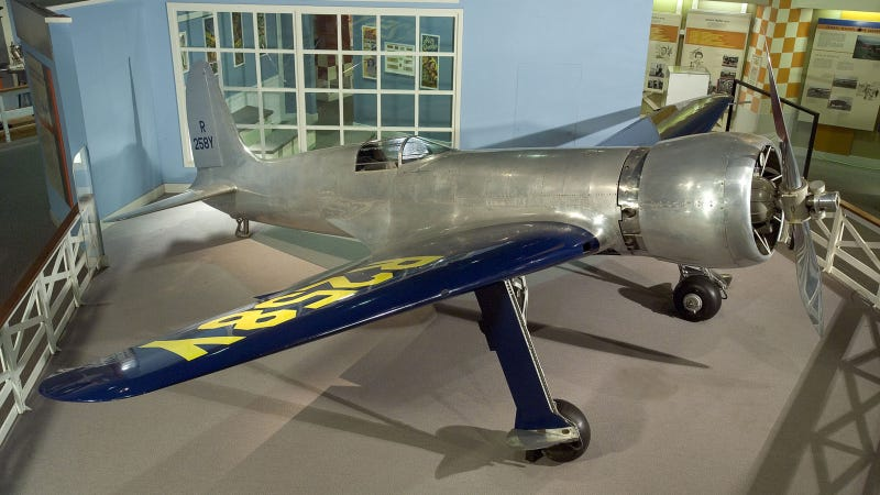 Howard Hughes' H-1 Racer Was the World's Last DIY Superplane