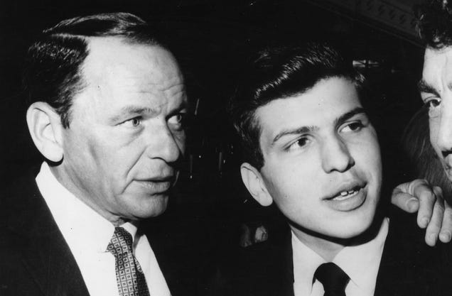 It Isn't Easy Being Frank Sinatra Jr.
