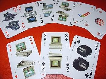 Commodore Amiga Novelty Playing Cards
