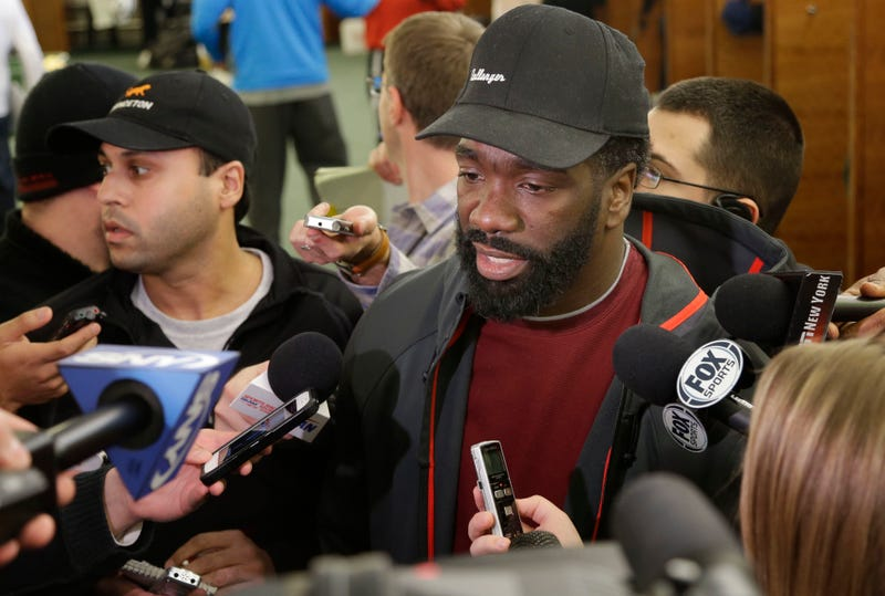 Someone Stole $50,000 In Cash From Ed Reed's Car