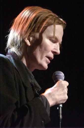 Poet Jim Carroll Dies At 60