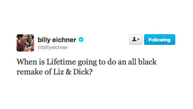 Lady Gaga Was Way Into Liz & Dick