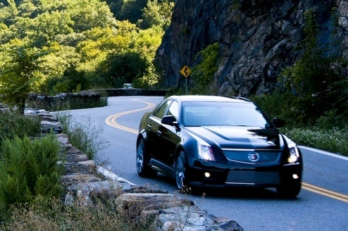 Report: Cadillac May Offer CTS With Turbodiesel V8