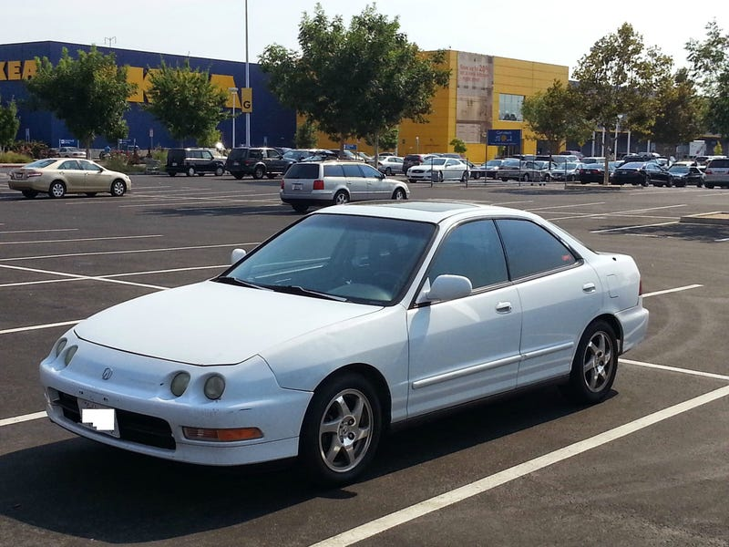 1995 Acura Integra GS-R: The Oppositelock Review