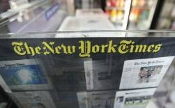 'What if the New York Times goes out of business—like, this May?'