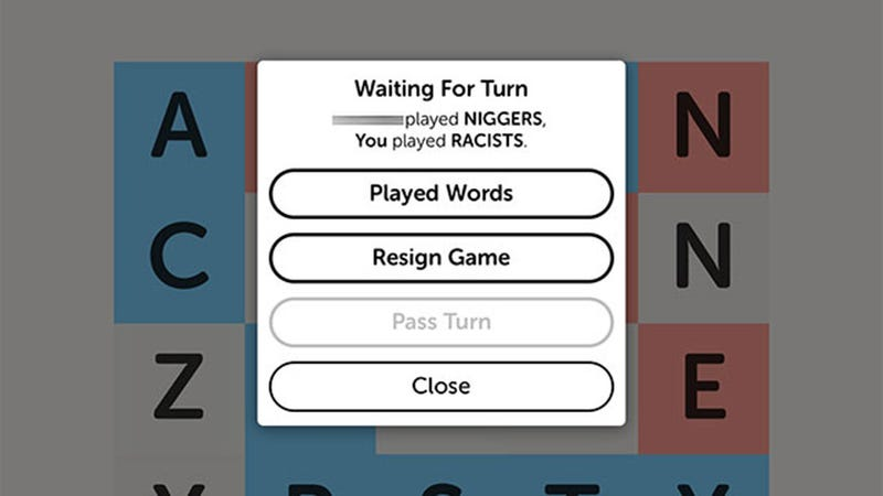 There Was Only One Way to Respond to the N-Word in Letterpress