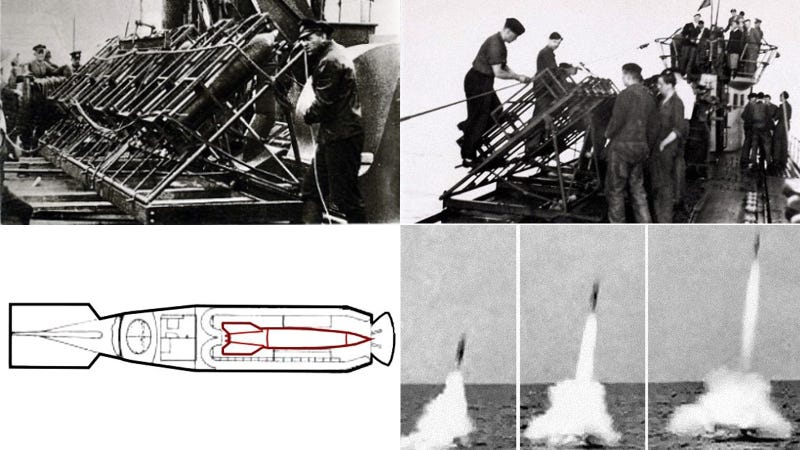 The definitive collection of secret Nazi weapons