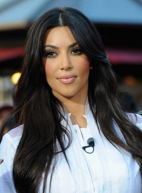 Kim Kardashian: Not Pregnant With Kanye's Baby