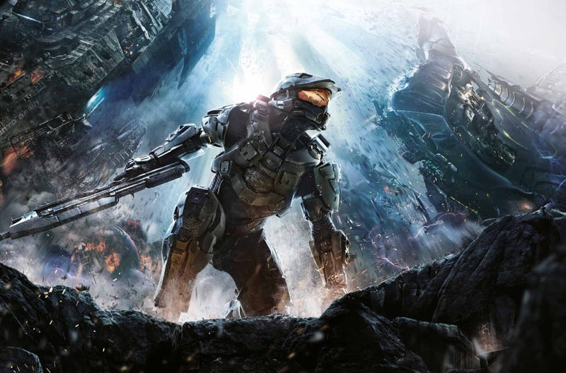 Halo 4's Cortana Could Have Looked a Little Crazier