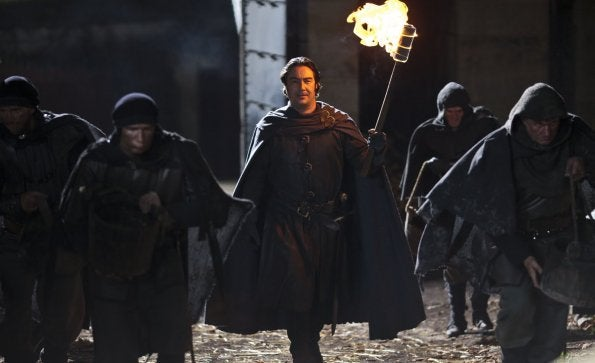 "Merlin 4x12 ""The Sword in the Stone Part 1"" Pictures"