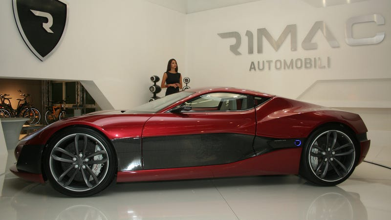 Rimac Concept One gallery