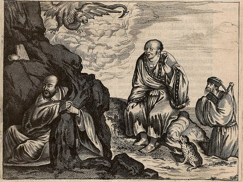 These detailed engravings reveal how Europeans saw Chinese life in the 1670s