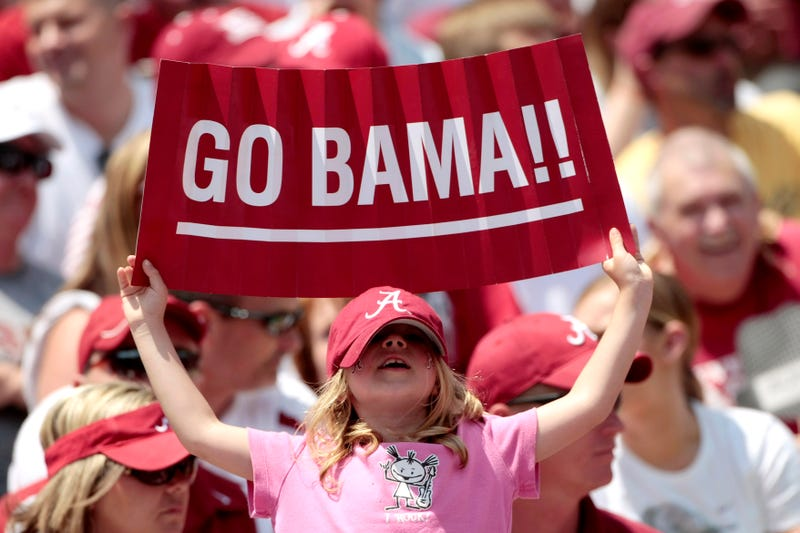Alabama's Justice System Entirely Revolves Around Alabama Football