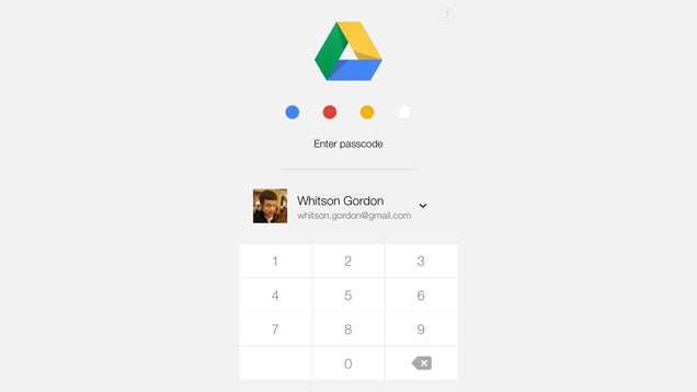 Google Drive Lets You Passcode-Protect Documents on iOS