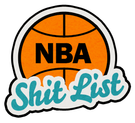 Deadspin NBA Shit List: Antoine Walker, The Shimmying Chucker