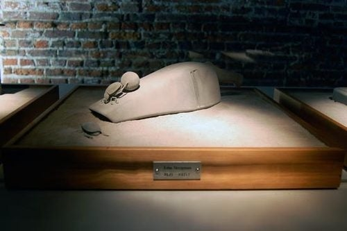 Dead People Objects