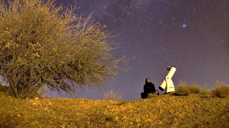 Documentary chronicles Iranian farm girl's dreams of being an astronaut