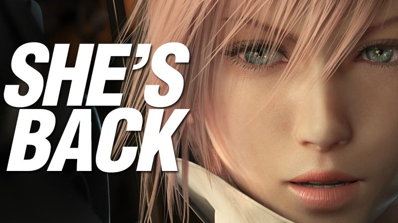 Square Enix On Bringing Lightning Returns To Life