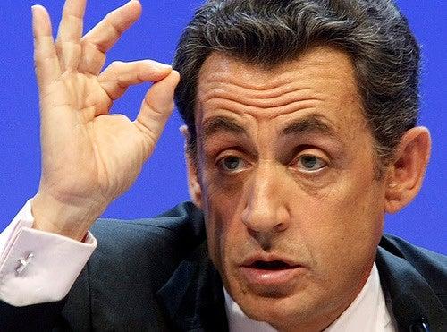 Sarkozy Calls Room Full of Journalists 'Pedophiles'