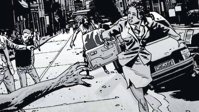 Michonne's gory Walking Dead backstory revealed in the latest issue of Playboy