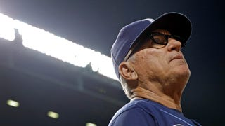 Joe Maddon Leaves The Rays