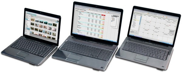 HP Pavillion DV Series Notebooks Redesigned with Magic Chrome, Blu-ray, HD Tuners and More