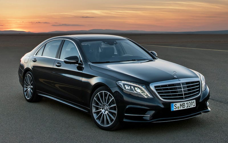 Head-On Collisions, Steve Jobs, and the 2014 Mercedes S-Class
