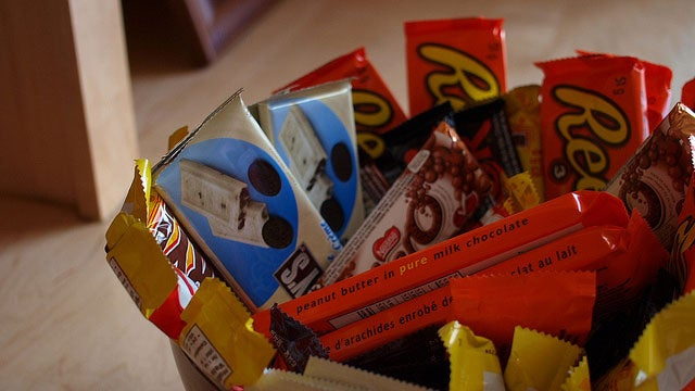 How Long All Those Halloween Candy Bars Will Last