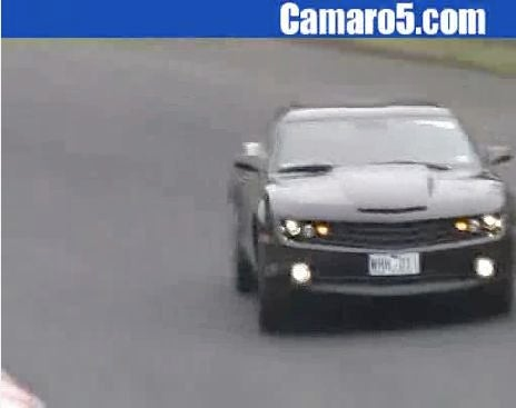 The New Chevy Camaro Can Make A Soundgasmic Video At The Nürburgring Too