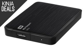 Your Favorite Portable Drive is Down to $80 for 2TB