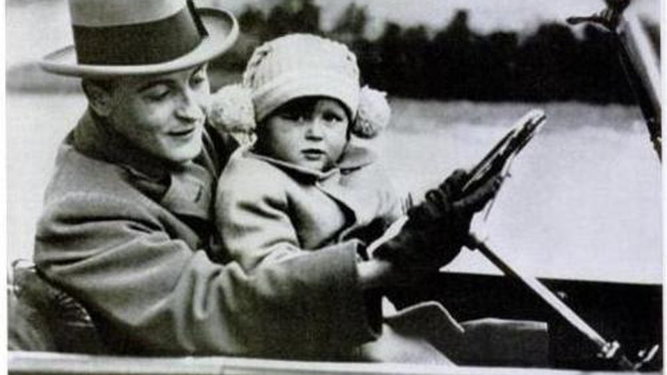 F Scott Fitzgerald As A Child The Fitzgeralds  only child