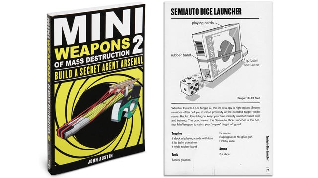 Mini Weapons of Mass Destruction 2 Provides More Ideas For Office Mayhem
