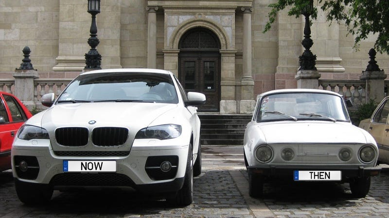 A brief history of luxury motoring in Hungary, 1971–2011