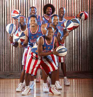 All Hail The Harlem Globetrotters!