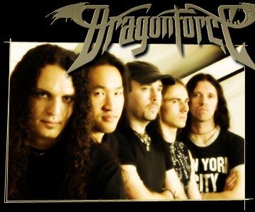 DragonForce Debuts New Single on Guitar Hero III This Week