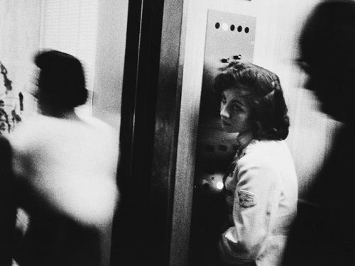 Elevator Girl Recognizes Herself In Iconic Photograph, Years Later