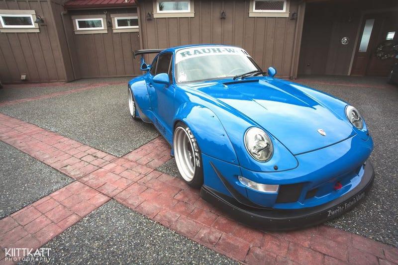 Blue RWB