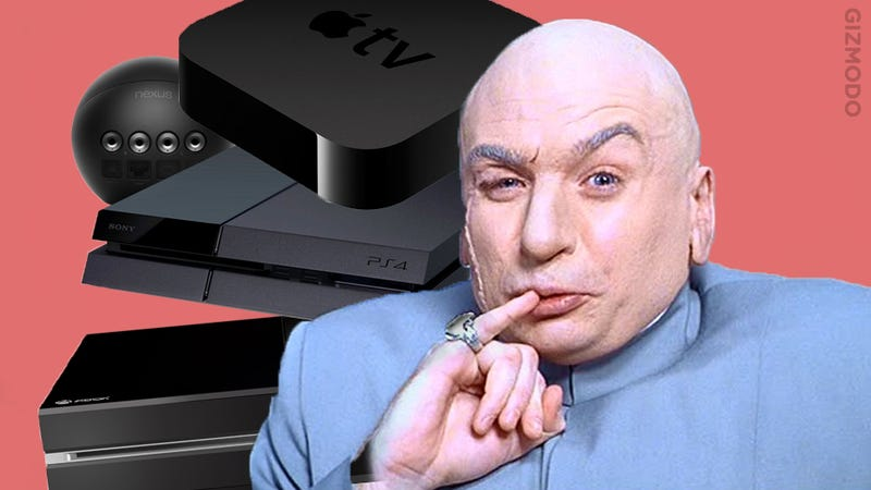 """""""Game Consoles"""" Are the Final Key to Digital Domination"""